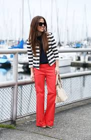 Nautical Theme Fashion - 100 best pretty in pants images on pinterest work