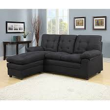 Black Microfiber Sectional Sofa Sofa Beds Design Marvelous Modern Black Microfiber Sectional Sofa