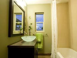 Mirrored Bathrooms Mirrored Bathroom Vanities Hgtv
