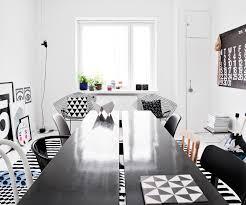 brilliant dining room in apartment ikea inspiring design integrate