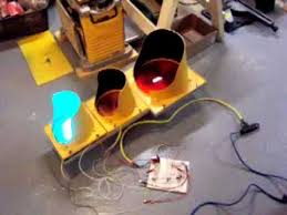 traffic light sequencer