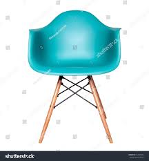 blue color chair modern designer chair stock photo 412685266
