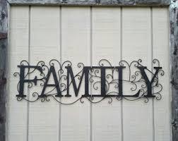 home decor family signs family wall etsy