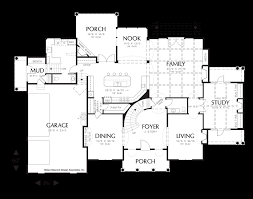 mascord house plan 2432 the douglas