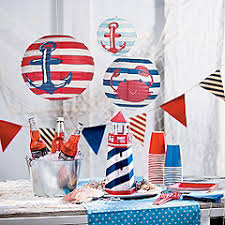 nautical party supplies nautical decor party supplies trading