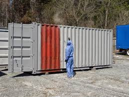 buy used shipping containers for repurposed for storage atlanta
