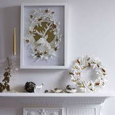 home interiors deer picture 15 winter decorating ideas inviting deer into modern home interiors