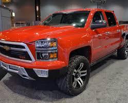 chevrolet chevy unveils special ops silverado a pickup whose