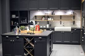 glass kitchen tiles white ceramic floor frosted cabinet modern