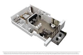 Sq Footage by Floor Plans 8th And Hope
