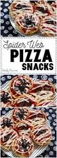 Halloween Appetizer Recipes by Spider Web Pizza Snacks Recipe Spider Webs Halloween Ideas
