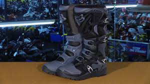 Fox Racing Comp 5 Offroad Motorcycle Boots Review Youtube
