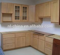 kitchen cabinet building materials building material rta solid wood kitchen cabinets display for sale