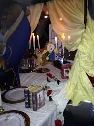 trunk or treat beauty and the beast theme halloween pinterest