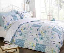 blue duvet cover and feng shui brings positive energy marku home