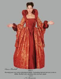 Queen Elizabeth Halloween Costume Queen Elizabeth 16th Century Deluxe Costume 16th Century