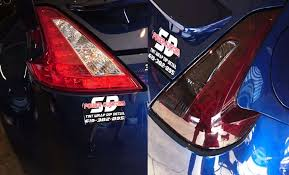 Plasti Dip Smoke Tail Lights Specials Sd Power Customs