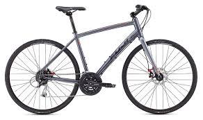 Fuji Comfort Bicycles Fuji Absolute 1 7 Disc Bicycle Habitat