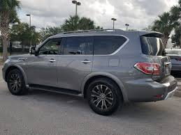 2017 nissan armada platinum interior used 2017 nissan armada platinum awd for sale in jacksonville fl