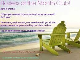 month clubs randi s crafty creations jamberry hostess of the month club