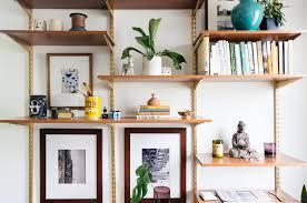 Bookcase Desk Diy Diy Mid Century Desk Wall Unit U2014 Old Brand New