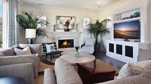 Living Room Arrangements With Fireplace by Living Room Arrangements With Fireplace Floral Pattern With Rich