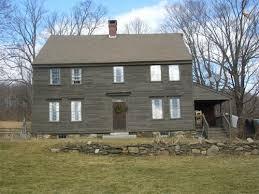 new england farmhouse mathewson bice farmhouse cooperstown otsego county new york c