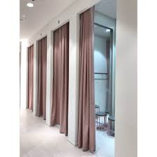 Fitting Room Curtains Lb Flagship Store Vip Opening Whitechoco Dayre