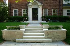 awesome front entrance landscape design ideas gallery home