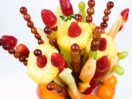 edible fruit arrangements how to make an edible fresh fruit bouquet gourmet cookie
