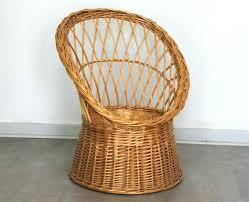siege en rotin chaise enfant en osier d585 fauteuil rotin enfant vintage a chaise