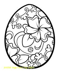 blank easter eggs printable blank easter egg coloring pages with eggs floral batch of