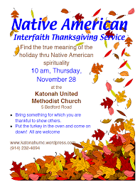 american interfaith thanksgiving service katonah united