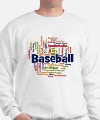 baseball sweatshirts cafepress