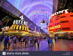 Las Vegas Fremont Street Map by Old Las Vegas Stock Photos U0026 Old Las Vegas Stock Images Alamy