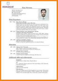 Appropriate Resume Format The Brilliant How To Make A Killer Resume Resume Format Web