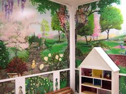 tree wall mural creative ways to boost your homes with wall image of wall mural stencils