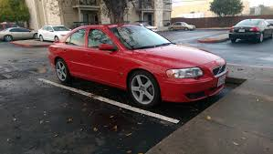 sold austin tx 2005 volvo s60 r 300hp 6mt low miles