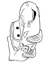 coloring pages cars cartoon finn coloring pages kids cars 2