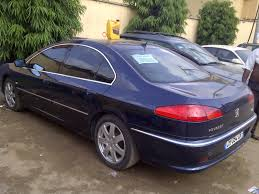 used peugeot prices 1st body non accidental peugeot 607 for sale in lagos tokunbo
