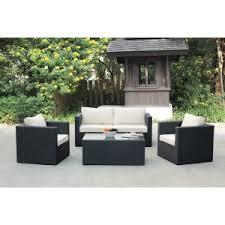 canape de jardin en resine tressee pas cher emejing salon de jardin resine noir images awesome interior home