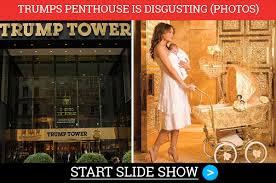 trump gold apartment inside donald trump u0027s homes