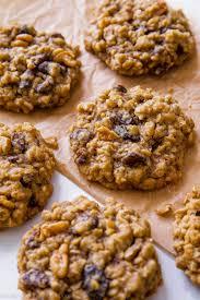 homemade thanksgiving cookies soft u0026 chewy oatmeal raisin cookies sallys baking addiction