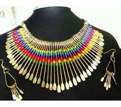 fashion necklace making images Stylish necklace and pendants in bangladesh jpg