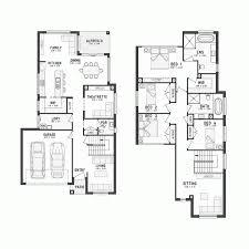 baby nursery floor plans for narrow blocks double storey narrow