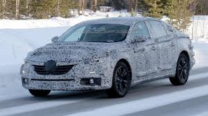 talisman renault 2016 renault talisman teased debuts july 6 video