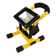 10w rechargeable flood light 5w 10w 20w emergency led flood lights