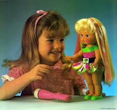 color images for hair to be changed li l miss magic hair i wanted this doll so badly and got it for
