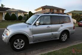 pajero exceed lwb 4x4 2005 4d wagon 5 sp auto sports mod 3 8l in