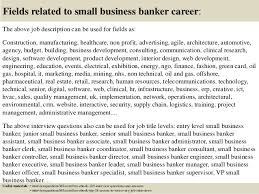 Business Banker Resume Top 10 Small Business Banker Interview Questions And Answers